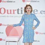 Ágatha Ruiz de la Prada ejerce como embajadora de una web para ligar