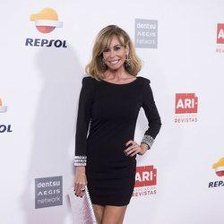 Lara Dibildos en los Premios Ari 2018