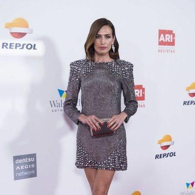Nieves Álvarez en los Premios Ari 2018