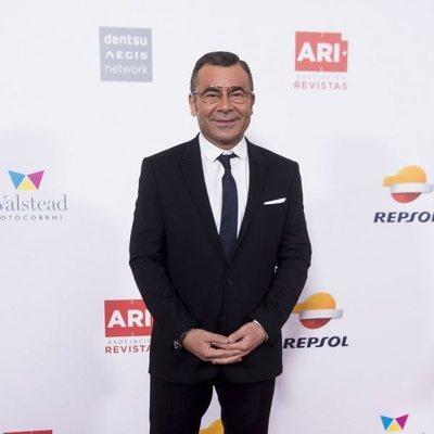Jorge Javier Vázquez en los Premios Ari 2018