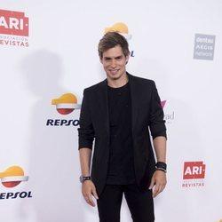 Carlos Baute en los Premios Ari 2018