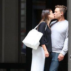 Lea Michele, muy cariñosa junto a Zandy Reich en Nueva York