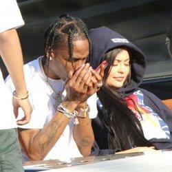 Kylie Jenner y Travis Scott en Miami