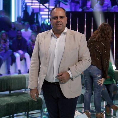 Julio Ruz en la gala 8 de 'Supervivientes 2018'
