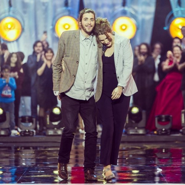 Luísa y Salvador Sobral: dos hermanos unidos por la música
