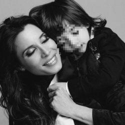 Pilar Rubio junto a su hijo mayor, Sergio Junior