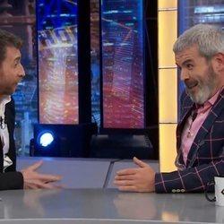 Pablo Motos y Lorenzo Caprile