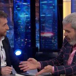 Pablo Motos y Lorenzo en 'El Hormiguero'