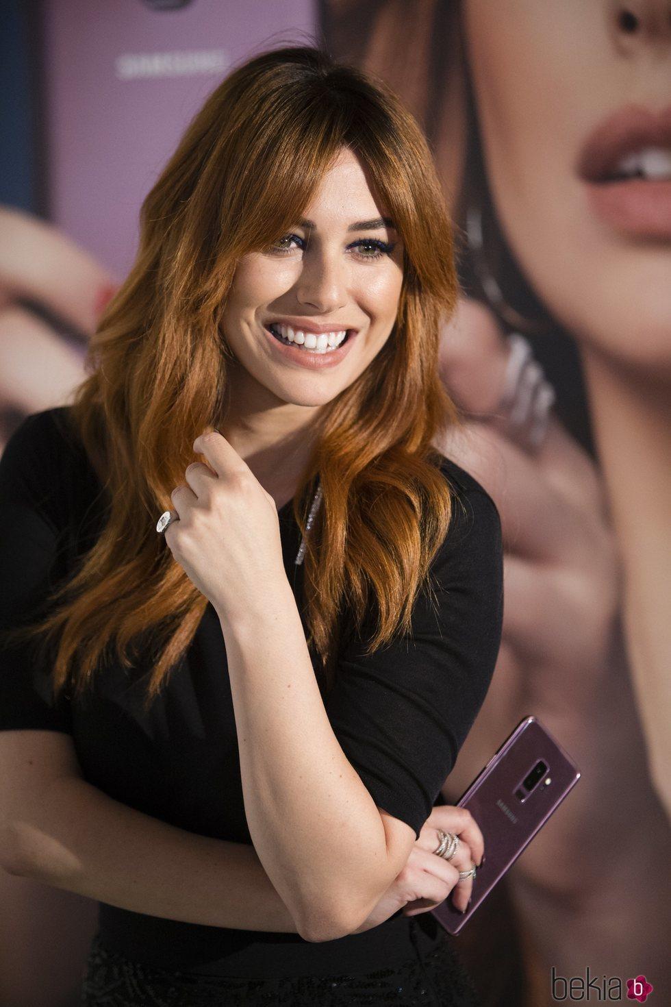 Blanca Suárez en la nueva campaña de SMARTgirl para Samsung