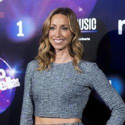 Gemma Mengual en la presentación de 'Bailando con las estrellas'