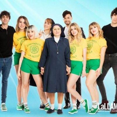 Nerea Rodríguez se une al elenco del musical 'La Llamada'