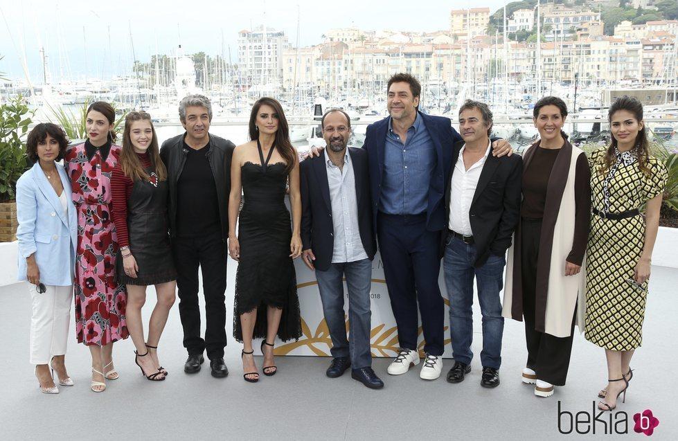 Anterior El Reparto De La Pelicula Todos Lo Saben En El Festival De Cannes De