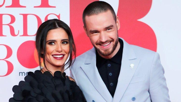 Liam Payne y Cheryl Cole en los BRIT 2016