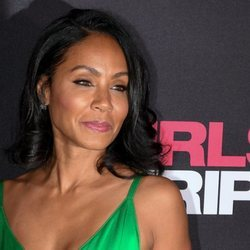 La actriz y esposa de Will Smith, Jada Pinkett Smith