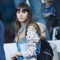 Aitana Ocaña en el Madrid Open 2018