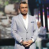 Jorge Javier Vázquez durante la gala 9 de 'Supervivientes 2018'
