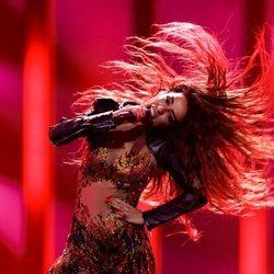 Eleni Foureira, concursante del Festival de Eurovisión 2018 por Chipre