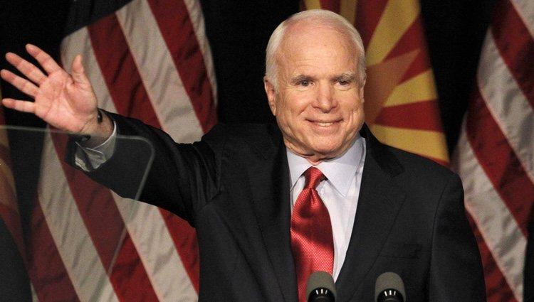 John McCain, Senador de Estados Unidos