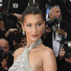 Bella Hadid en el estreno de la película 'BlacKkKlansman' en el Festival de Cannes de 2018