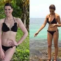 El antes y el después de María Jesús Ruiz tras su paso por 'Supervivientes 2018'