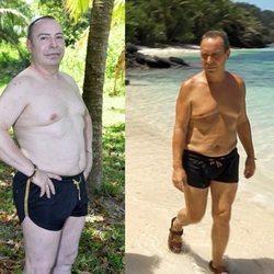 El antes y el después del Maestro Joao tras su paso por 'Supervivientes 2018'