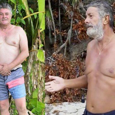 El antes y el después de Francisco tras su paso por 'Supervivientes 2018'
