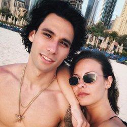 Jessica Bueno y Jota Peleteiro, dos enamorados en Dubái