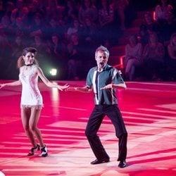 Fernando Guillén Cuervo durante su primera actuación de 'Bailando con las estrellas'