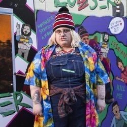 Esty Quesada, 'Soy una pringada', en la presentación de la serie 'Looser' en Madrid