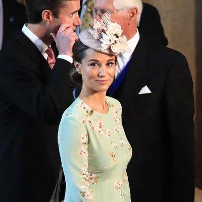 Pippa Middleton en la boda del Príncipe Harry y Meghan Markle