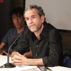 Willy Toledo en el Festival de Cine de Sahara