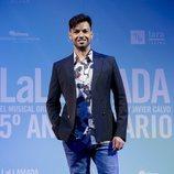 Paco Arrojo en la celebración del quinto aniversario de 'La Llamada'