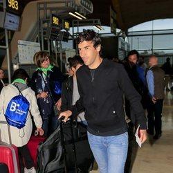 Raúl González Blanco pone rumbo a Kiev