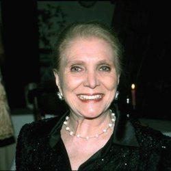 María Dolores Pradera en los Premios Los Bombines de San Isidro 2000