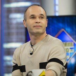 Andrés Iniesta hablando de la depresión por la que atravesó en 'El hormiguero'