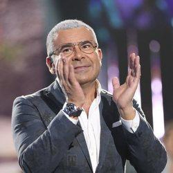 Jorge Javier Vázquez durante la gala 12 de 'Supervivientes 2018'