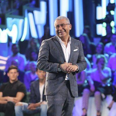 Jorge Javier Vázquez sonriente en la gala 12 de 'Supervivientes 2018'