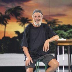 Francisco tras su expulsión durante la gala 12 de 'Supervivientes 2018'