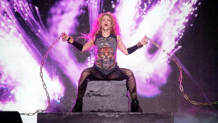 Shakira dándolo todo en su primer concierto de 'El Dorado World Tour' en Hamburgo