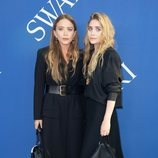 Mary-Kate y Ashley Olsen en los Premios CFDA 2018