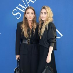 Mary-Kate y Ashley Olsen en los Premios CFDA 2018