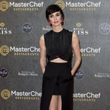 Paz Vega en la inauguración del restaurante de 'MasterChef' en Madrid