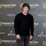 Jordi Cruz en la inauguración del restaurante de 'MasterChef' en Madrid