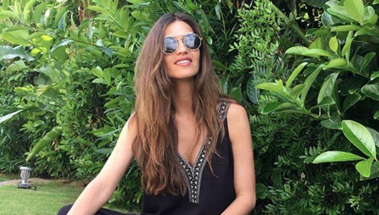 Sara Carbonero disfruta de unas vacaciones en familia
