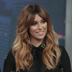 Blanca Suárez, muy sonriente en 'El Hormiguero'