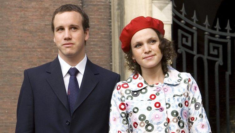 Juan e Inés Zorreguieta, hermanos de Máxima de Holanda