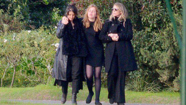 La Princesa Alexia de Holanda desconsolada por la muerte de su tía, Inés Zorreguieta