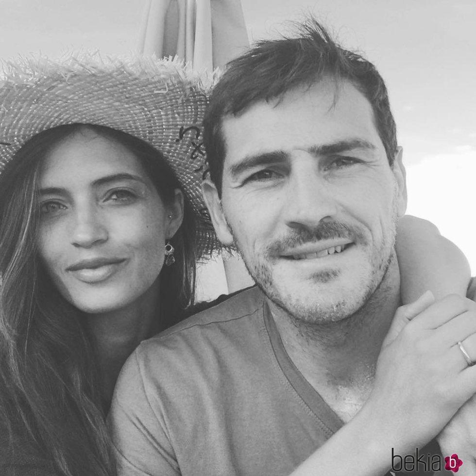 Iker Casillas y Sara Carbonero disfrutando de sus vacaciones de verano 2018 en Cerdeña