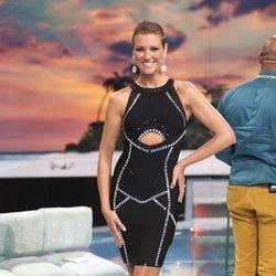 María Jesús Ruiz en la gala 'Camino a la final' de 'Supervivientes 2018'