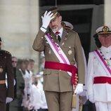 El Rey Felipe tras conocer la sentencia del Supremo sobre Iñaki Urdangarin
